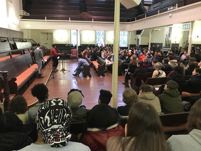 Martin Luther King Day Teach-In