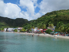 Beach at Grande Anse
