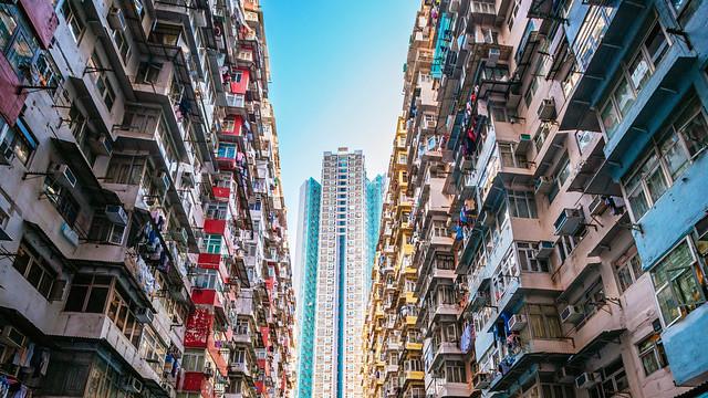 Architecture in Hong Kong, China
