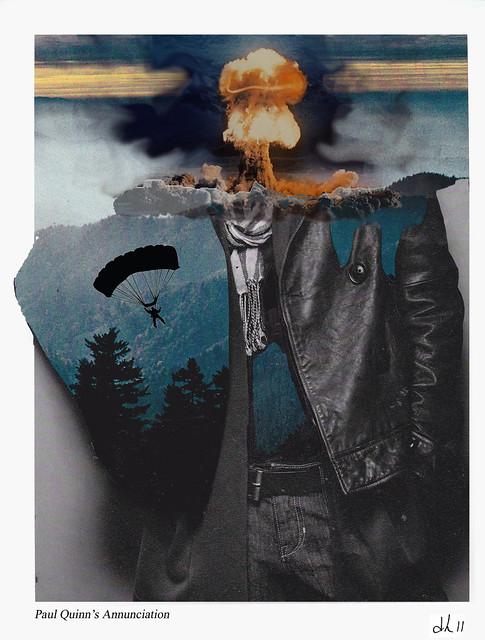Paul Quinn's Annunciation