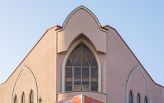 """Бельцы, Церковь  """"Ковчег"""" / Biserica """"Covceg"""" din Balti / Kovcheg Church in Balti"""