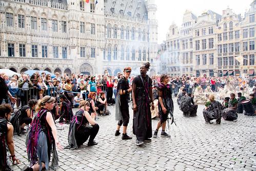 Zinneke 2018 - Fin de Parade