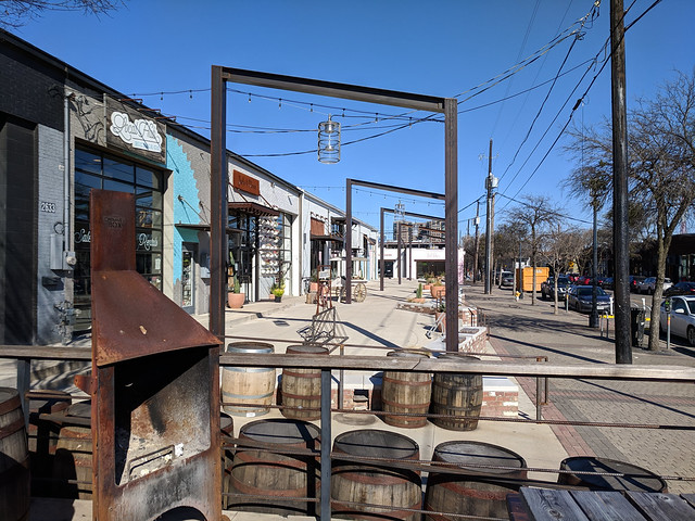 Main Street in Deep Ellum