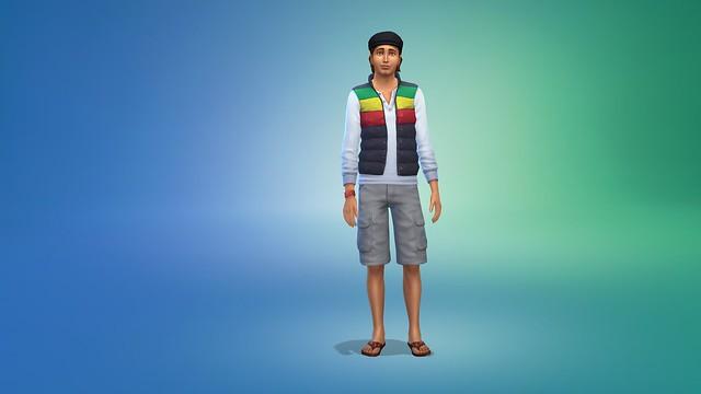 Novos Sims Pré-Feitos para Novos Jogos Iniciados no The Sims 4