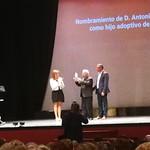 Año 2019 - Antonio Rocamora - Hijo Adoptivo