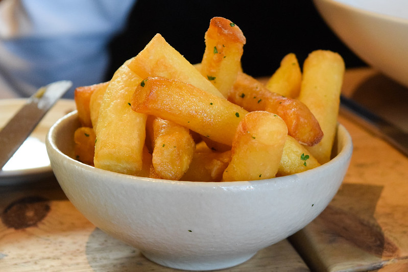 Triple Cooked Chips by Tom Kerridge