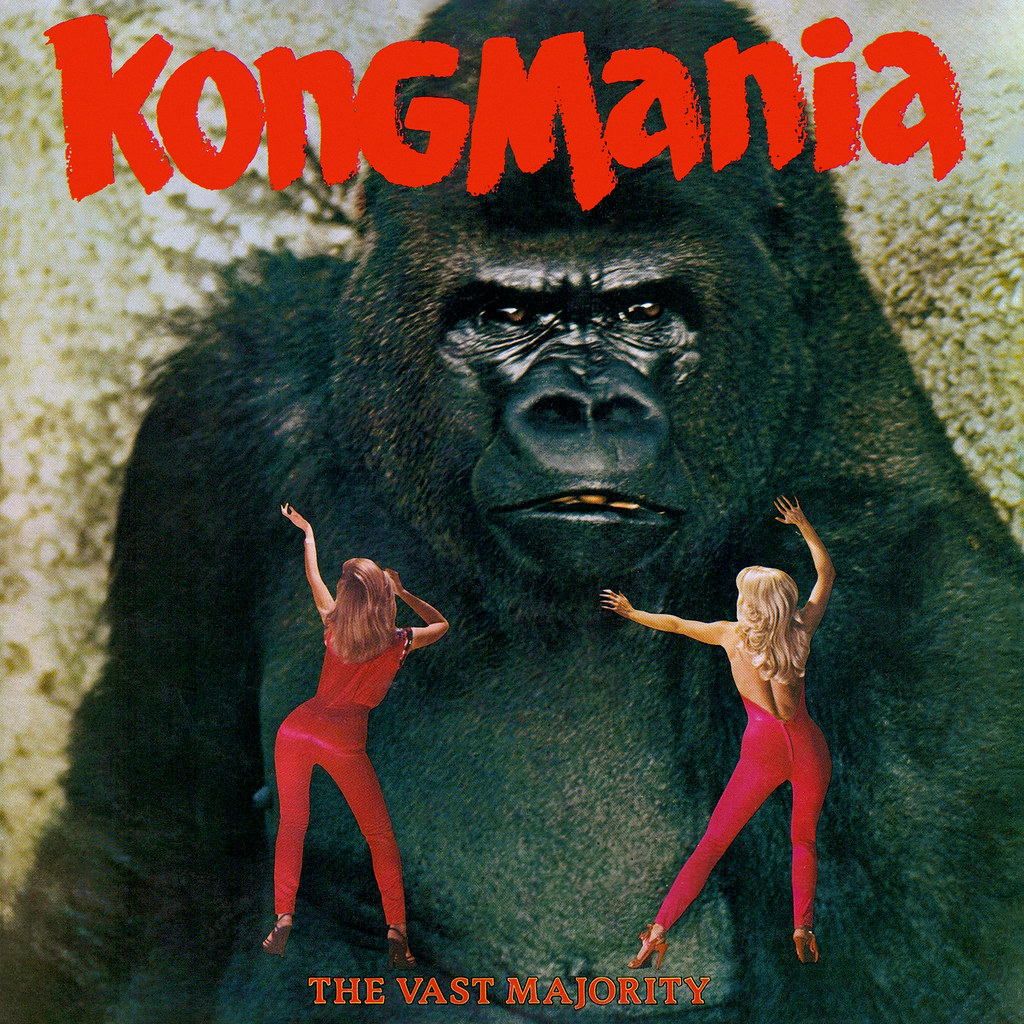 The Vast Majority ‎– Kong Mania