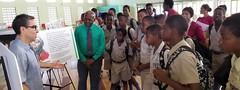 Embajada de Venezuela en Barbados presenta exposición de Héroes Afrovenezolanos