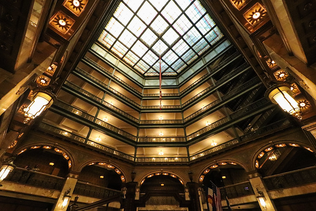 The Brown Palace Hotel, Denver