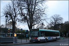 Renault Agora S - RATP (Régie Autonome des Transports Parisiens) / STIF (Syndicat des Transports d'Île-de-France) n°7224