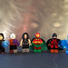 Vibe, Metamorpho, Donna Troy, Mister Miracle, Dr Mid-Nite and Blue Beetle