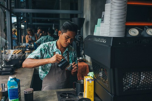 man making coffee - Credit to https://myfriendscoffee.com/