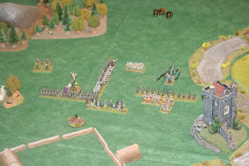 [1300 - Orcs vs elfes Noirs] La bataille des piques maudites 32780357758_710807d575_c