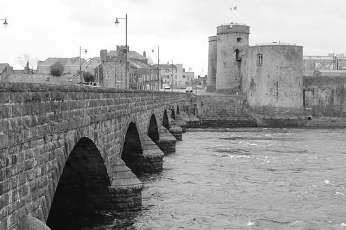 John's Castle, Limerick 2019
