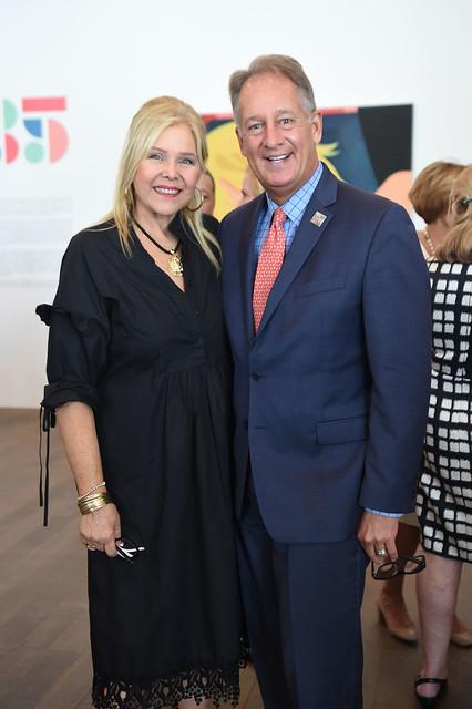Irene Barr & Doug Evans