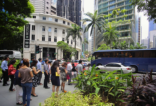 Singapore aims to be the world's greenest city