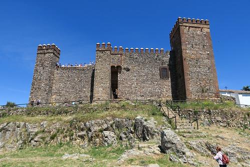 Castillo de Cortegana / Cortegana Castle
