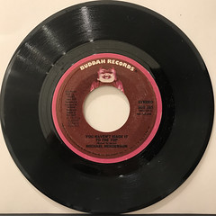 MICHAEL HENDERSON:YOU HAVEN'T MADE IT TO THE TOP(RECORD SIDE-B)