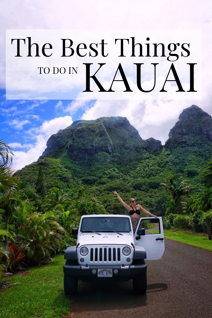 The Ten Best Things to Do in Kauai | Hawaii Travel Guide | What to Do in Kauai