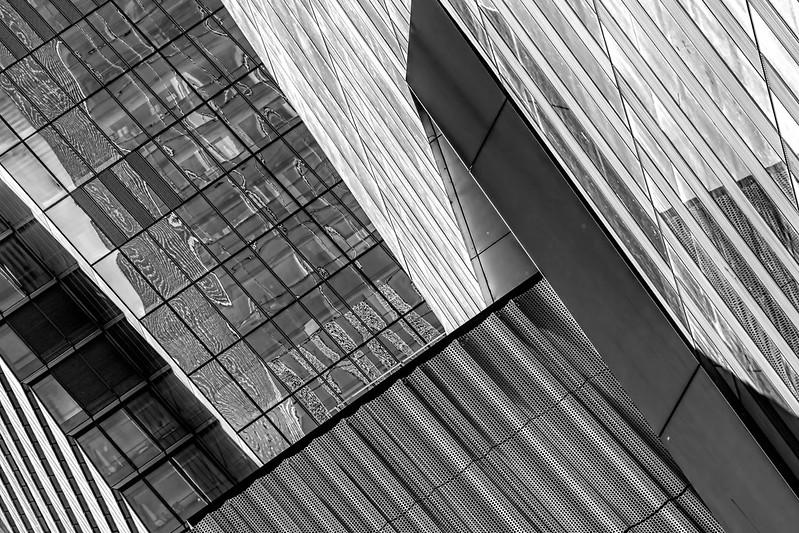 Hudson Yards facades