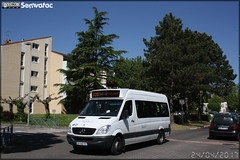 Mercedes-Benz Sprinter - Tisséo n°7347