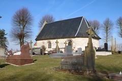 La chapelle Notre-Dame Ô Pie de Pierregot