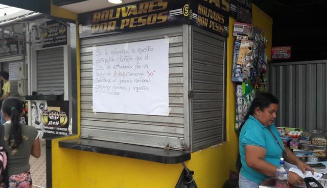 Cúcuta, na Colômbia, entra em crise com fechamento de fronteira com a Venezuela