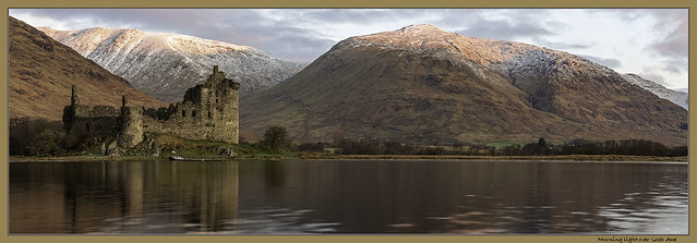 Morning light over Loch Awe_G5A0018-Pano