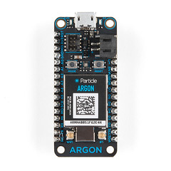 Particle Argon IoT Development Board