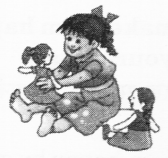 NCERT Solutions for Class 2 English Chapter 18 Granny Granny Please Comb my Hair 4