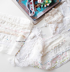 pinning cloth