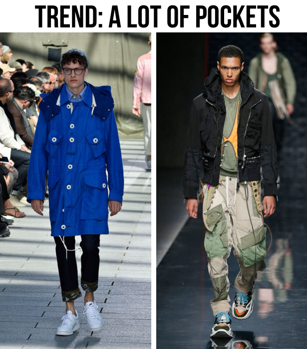 Trend Pockets