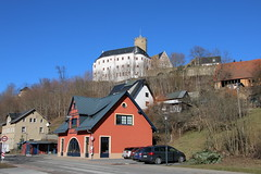 2019 Sachsen, Erzgebirge, Burg Scharfenstein