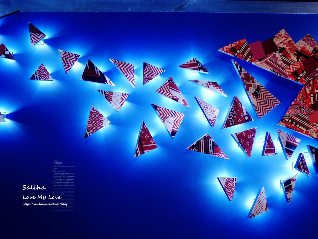 台北車站附近景點推薦雨天親子好玩去處台灣博物館土銀展示館展覽 (2)