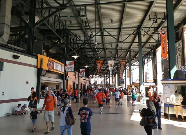 Baltimore - Camden Yards