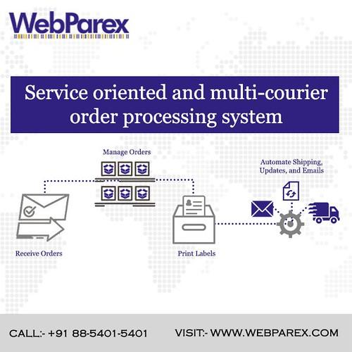 Courier Services in Delhi