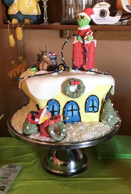 Cake by Eva Krantz
