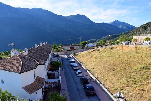 <Camino del Cementerio> Jimera de Libar (Málaga)