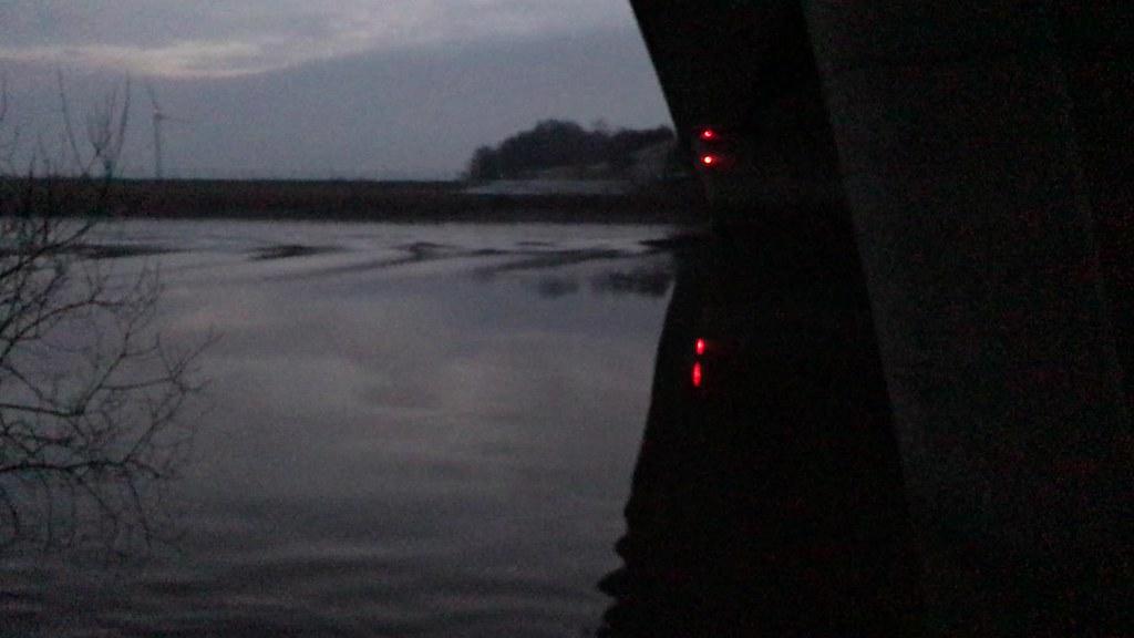 Trent Aegir at M180 Bridge