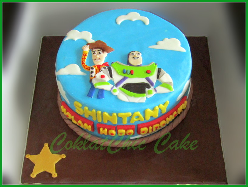 Cake Toy Story SHINTANY 15 cm