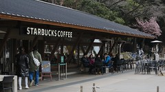 Ueno Park - STARBUCKS COFFEE.