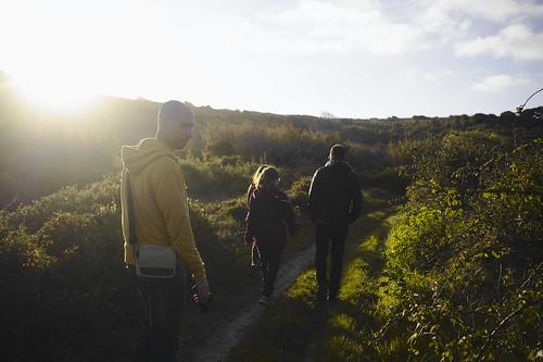 Walking to the sunset  #t3mujinpack