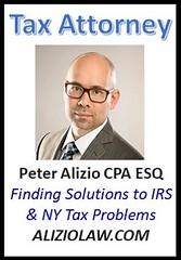 Tax Lawyer - Long Island Ad