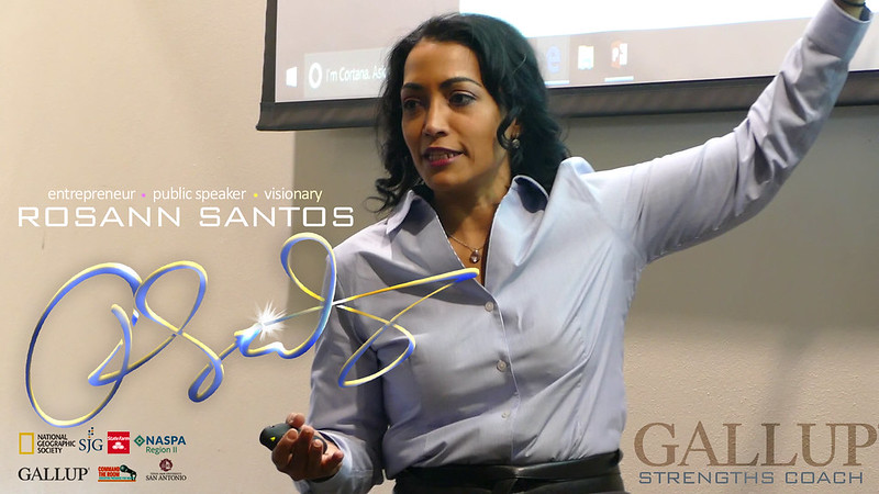 Bilingual Latino Keynote Speakers $10000 - $20000 Rosann Santos