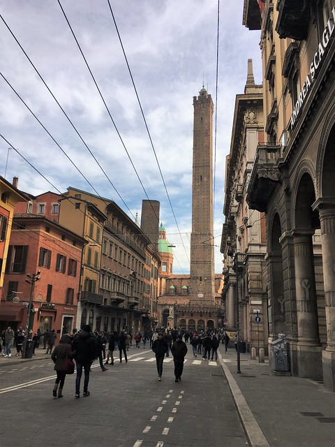 1 gennaio a Bologna