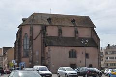 Cordeliers de Sarrebourg - Photo of Lixheim