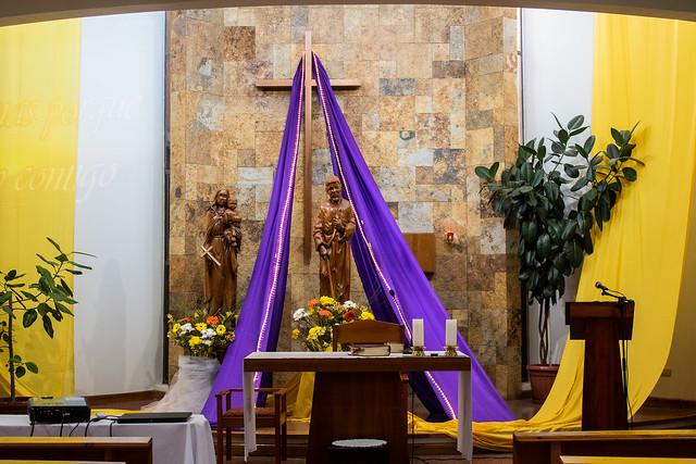 Eucaristía en honor a San José