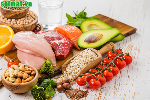 Chế độ ăn uống góp phần không nhỏ trong phòng ngừa tái phát sỏi mật