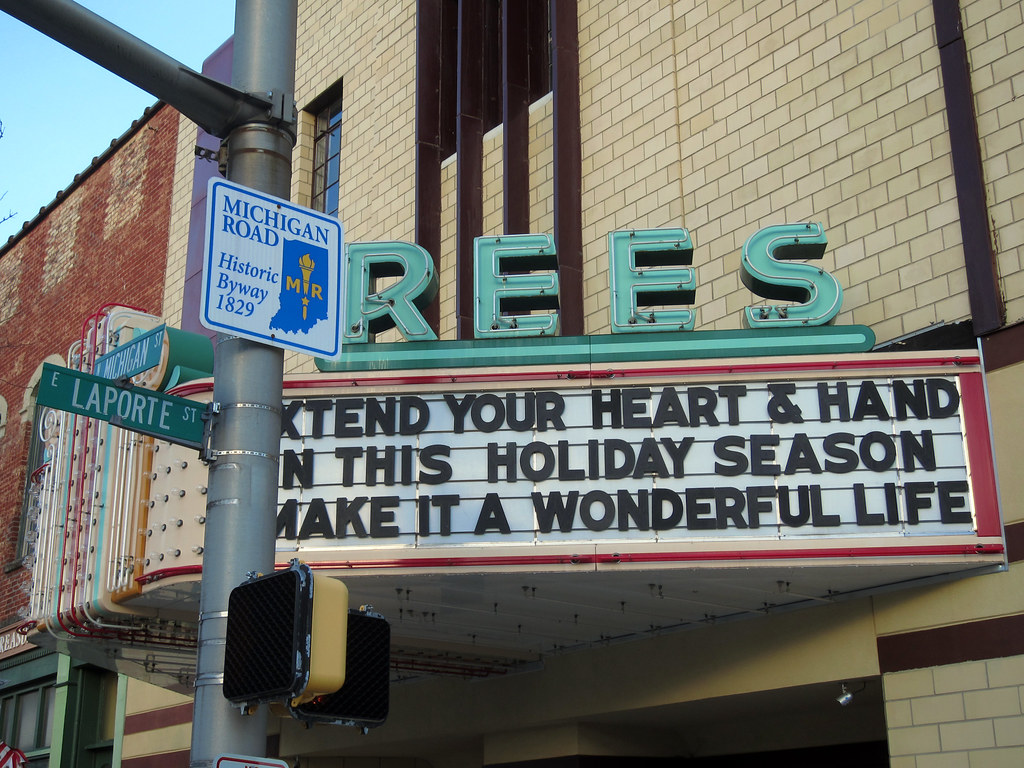 Rees Theater, Plymouth