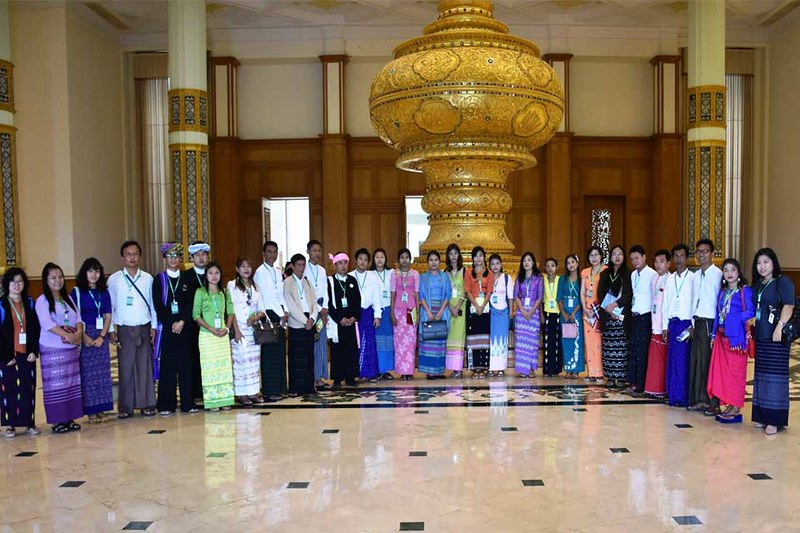 Hluttaw Observation in Nay Pyi Taw